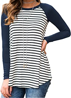 Best navy striped tunic Reviews