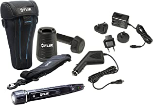 FLIR 63900-VP - FLIR EX-XT Thermal Camera Value Package - Includes Extra Battery, Battery Charging Station, Car Charger, Pouch and VP50 Volt Pen.