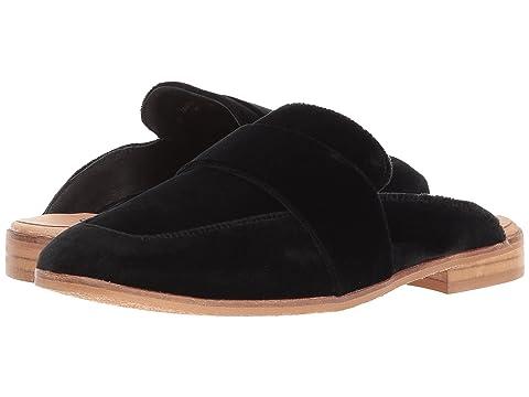 At Ease Velvet Loafer