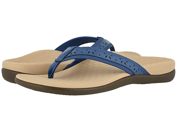 VIONIC  Casandra (Indigo Leather) Womens Shoes