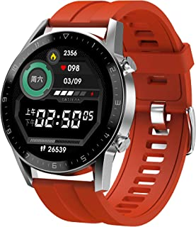 Reloj inteligente con Bluetooth, resistente al agua IP68, pantalla táctil, reloj deportivo para natación, reloj deportivo