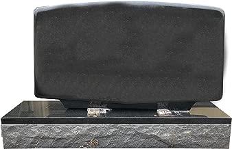 india black granite headstones
