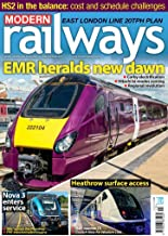 modern railways magazine subscription