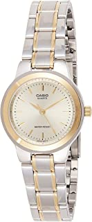Casio Casual Analog Display Quartz Watch For Women LTP-1131G-9A
