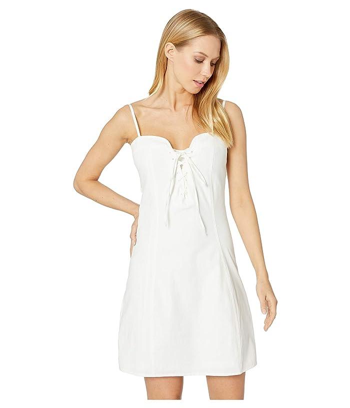 Bishop + Young Saloon Corset Dress (White) Women