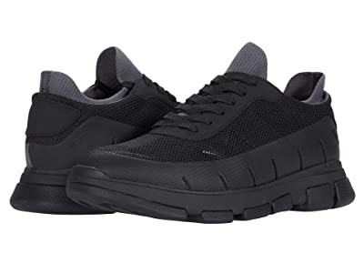 SWIMS City Hiker Sneaker (Black/Black) Men