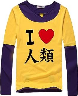HOLRAN No Game No Life Sora Cosplay Costume Hero Tshirt tee