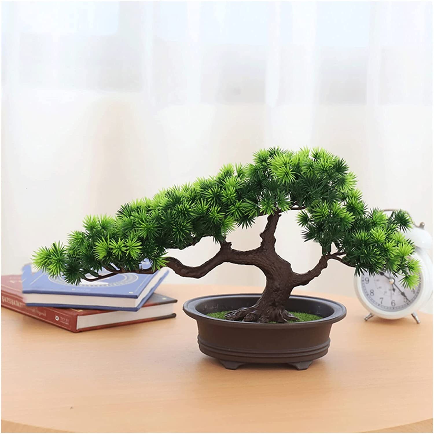 New sales jbshop Artificial House Plants Bonsai In Pine 7 Tree Mail order cheap