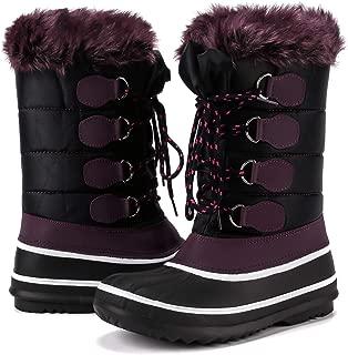 Best women's snow boots waterproof Reviews