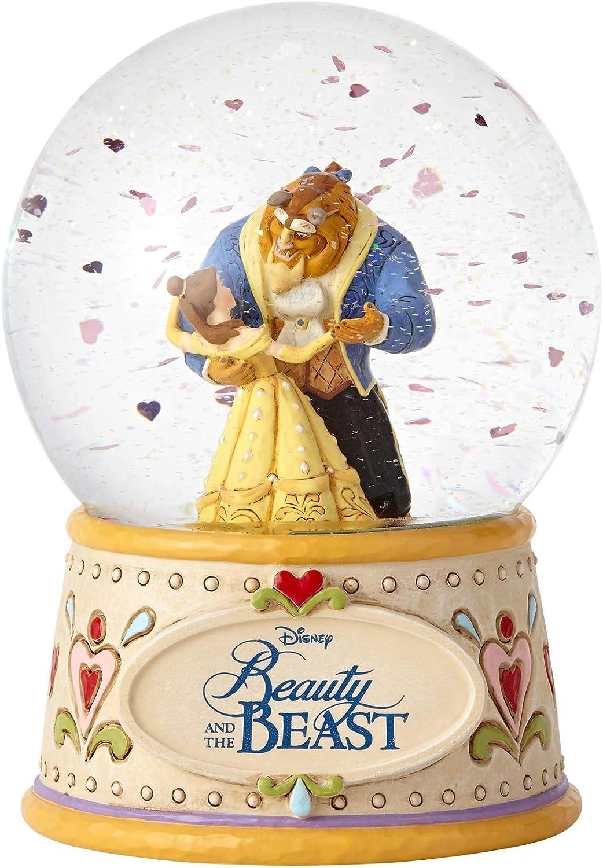 ahorra hasta un 80% Enesco Disney Disney Disney Traditions Beauty & the Beast Water Globe  descuento de bajo precio