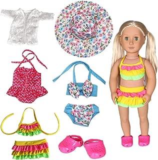 american girl bathing suit pattern