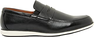 Shoexpress Textured Slip-On Loafers