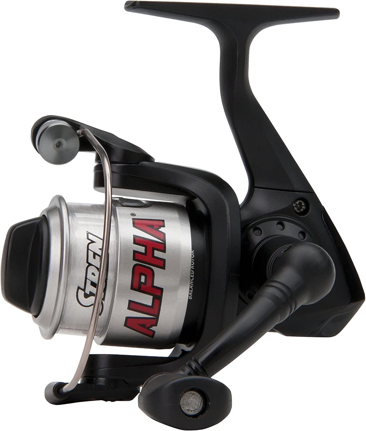 LINE #A160 NEW SHAKESPEARE ALPHA BALL BEARING FISHING REEL WITH 17 LB