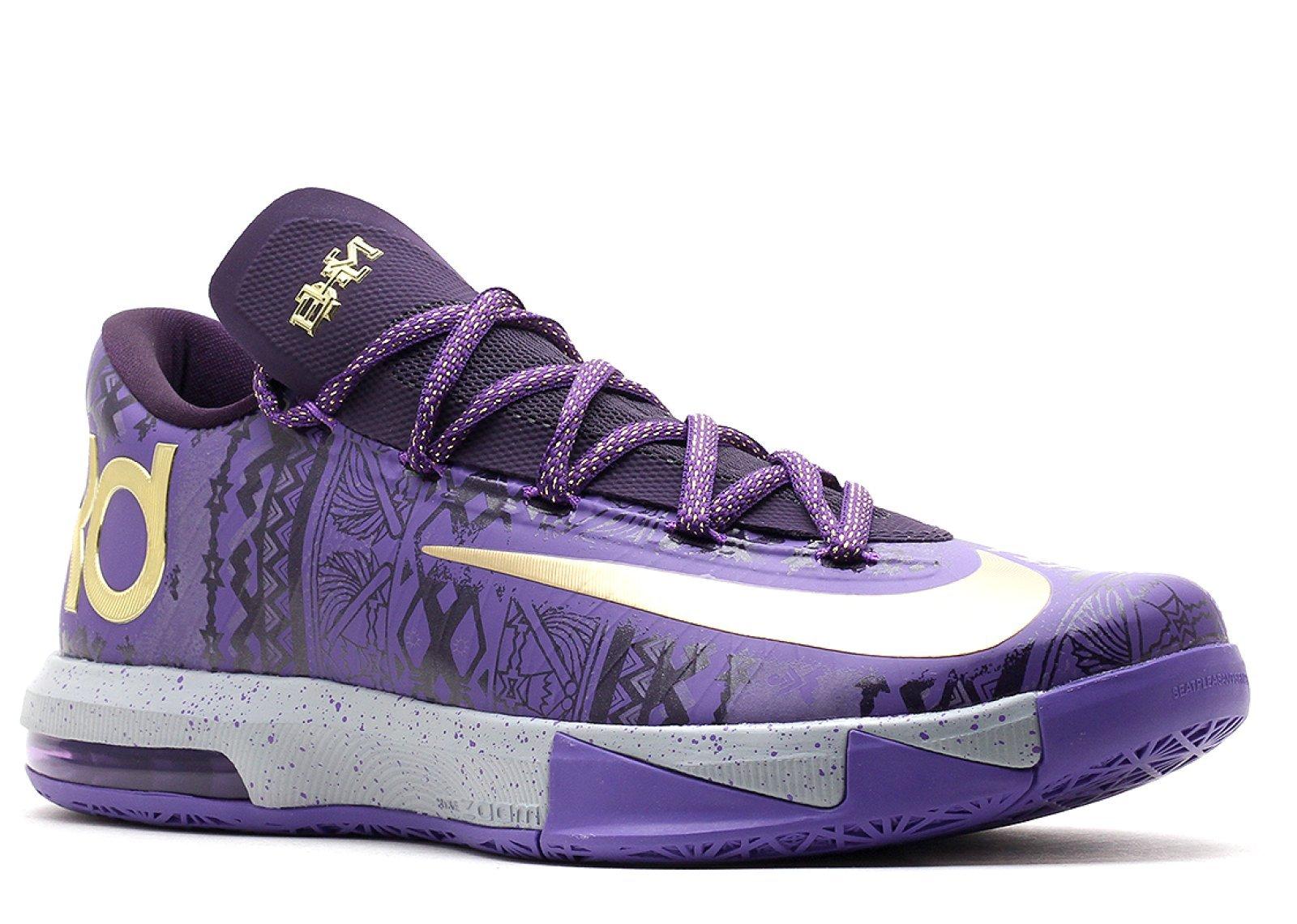 Nike KD VI BHM Mens Basketball Trainers