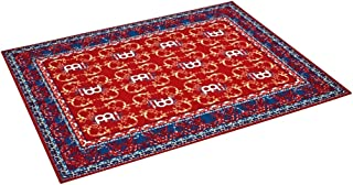 Meinl Percussion Drum Set Rug, 78 x 63 Inches, Tightly Woven Fabric With Non-Slip Grip Bottom, Oriental (MDR-OR)