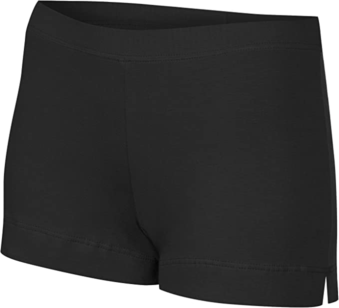Assoluta Damen Kurze Fitness Shorts Hot Pants Hose Jeans L