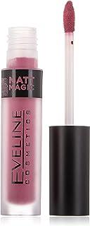 Eveline Make Up Lip Cream Matt Magic, Delicate Rose No 04, 4.5 ml