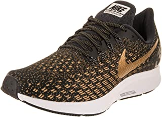 nike wedge sneakers rose gold