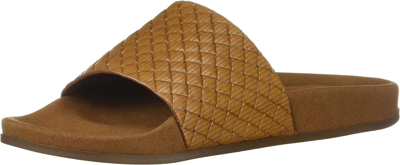 Aquatalia Aquatalia Aquatalia herr Percy LGE Woven Embos CLF Slide Sandal  leverans kvalitet produkt
