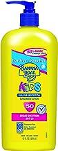 Banana Boat Sunscreen Kids Family Size Broad Spectrum Sun Care Sunscreen Lotion - SPF 50, 12 Ounce