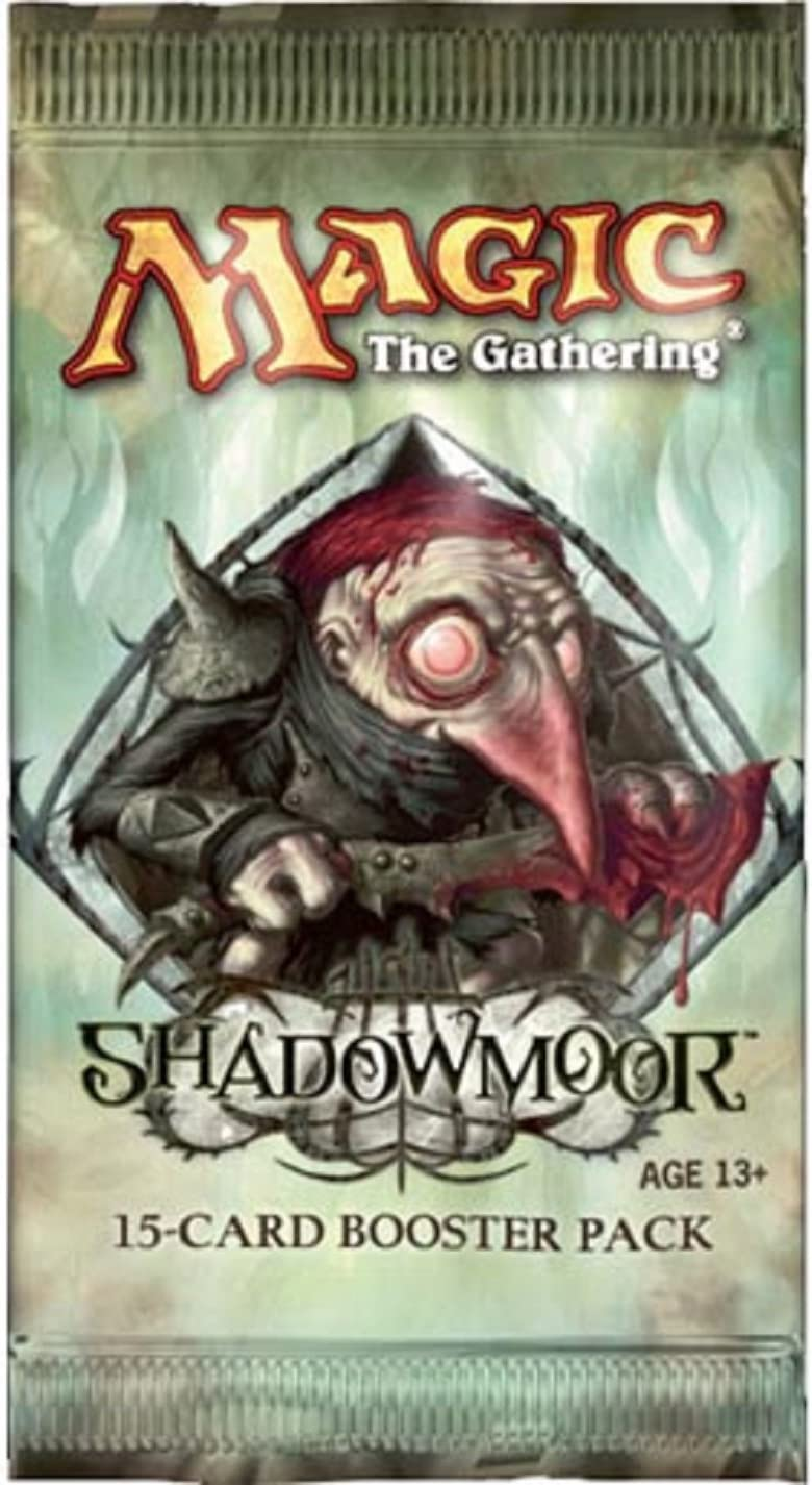 Magic the Gathering: Ranking TOP15 10th Edition - MTG Booster Safety and trust Pack Shadowmoor
