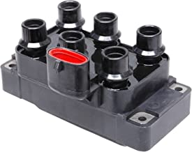 MSD Ignition 5528 Street Fire Ignition Coil with 6-Tower Pack