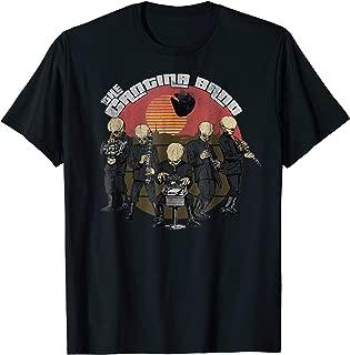 Vintage Cantina Band Badge Graphic T-Shirt