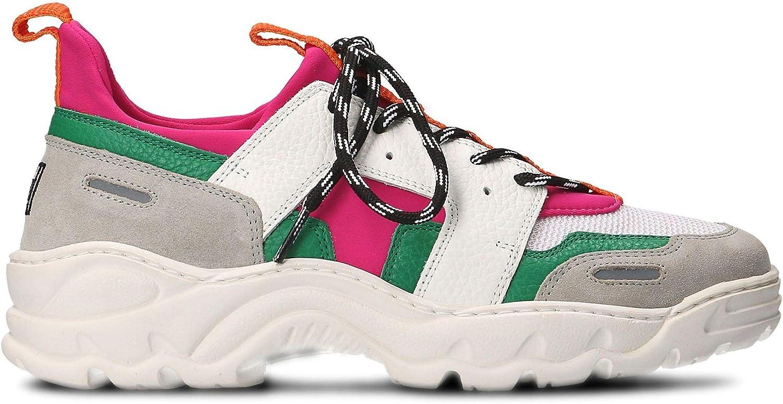 Sneakers Stoff Multicolour Herren MATTIUSSI ALEXANDRE AMI