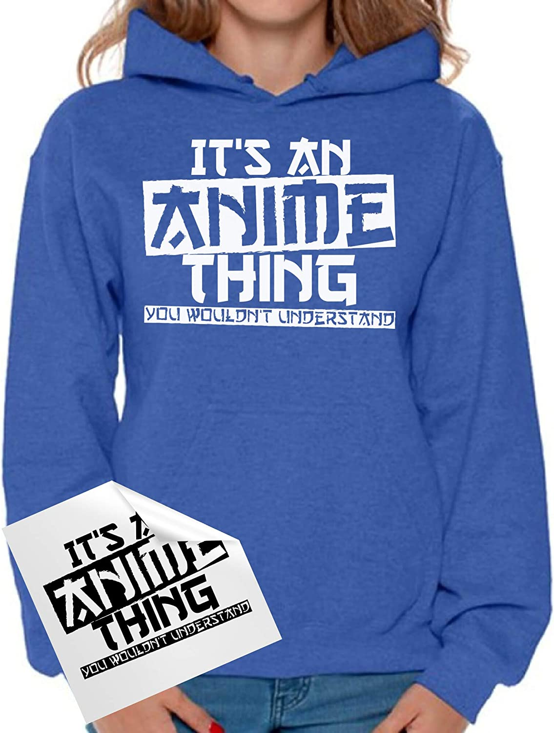 Awkward Styles Cheap mail order sales Unisex Special price It's An Anime Thing You Wouldn't Understan