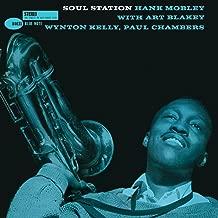 hank mobley soul station vinyl