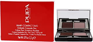 Pupa - Vamp! Compact Duo Eyeshadow (003 Soft Mauve)