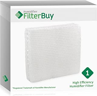 FilterBuy Replacement Humidifier Filter Compatible with Lasko THF15, Duracraft AC-809 & AC-815, Sears Kenmore 14809. Designed in The USA.