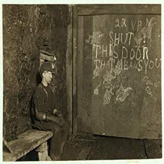 Vance a Trapper Boy 15 years old Has trapped for several years in a West Va Coal mine 75 a day for 10 hours work All he do...