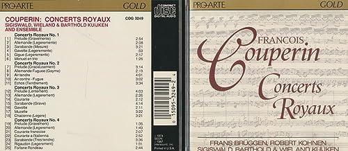 Best François Couperin: Concerts Royaux Review