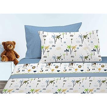 Juego de cama infantil Manterol Decora Junior 592 cama de 90