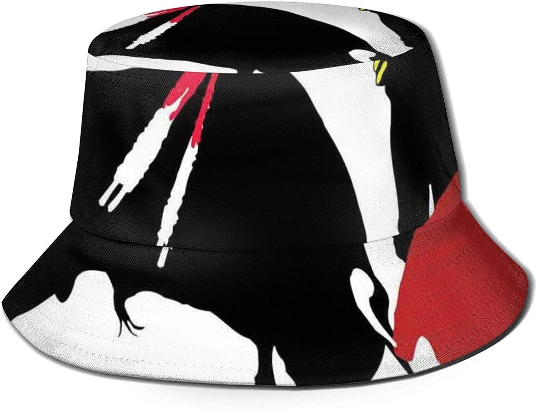 TENJONE Cute Print Hat Bucket Nashville-Davidson Mall Max 63% OFF S