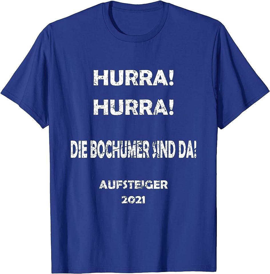 Bochum 1.Liga Aufsteiger 2021 Ruhrpott T-Shirt
