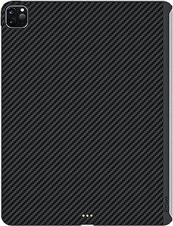 حافظة PITAKA المغناطيسية لجهاز iPad Pro 12.9 بوصة 2020 (الجيل الرابع) و2018 (الجيل الثالث)، [حافظة MagEZ] رقيقة جدا، متواف...