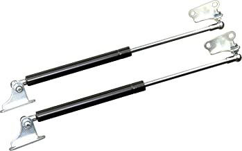 Apexstone 2pcs 100N/22.5LB 15inch Gas Spring/Prop/Strut/Shock/Lift Support with L-type Mounts
