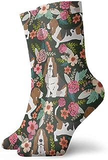 Calcetines casuales para mujer con estampado de arte Tie Dye impresos divertidos
