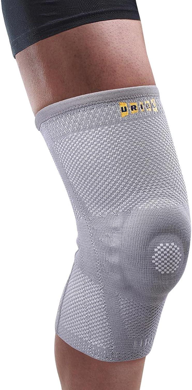 Uriel 249124 Genusil Rigid Knee Sleeve, Patella Support, XL