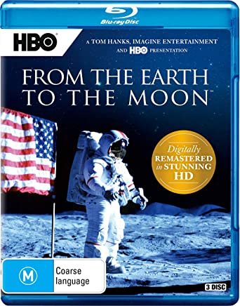 From Earth To The Moon (Blu-ray)