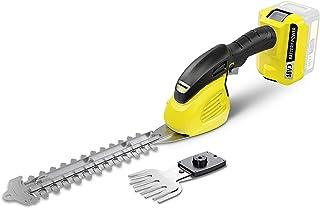 Kärcher GSH 18-20 akumulatorowe nożyce do trawy i krzewów (w zestawie nóż do trawy 12 cm i nóż do krzewów 20 cm, moc na ak...