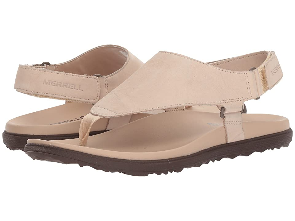 Merrell Around Town Sunvue Post (Natural Tan) Women