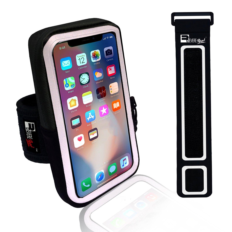 Brazalete Deportivo iPhone X/XS. Armband de Teléfono para Running, Jogging, Turismo, Ciclismo, Funda Caso de Ejercicio: Amazon.es: Electrónica