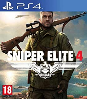 Sniper Elite 4 - PlayStation 4 (PS4)
