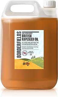 borderfields británico Premium prensado en frío aceite de colza 5 litros