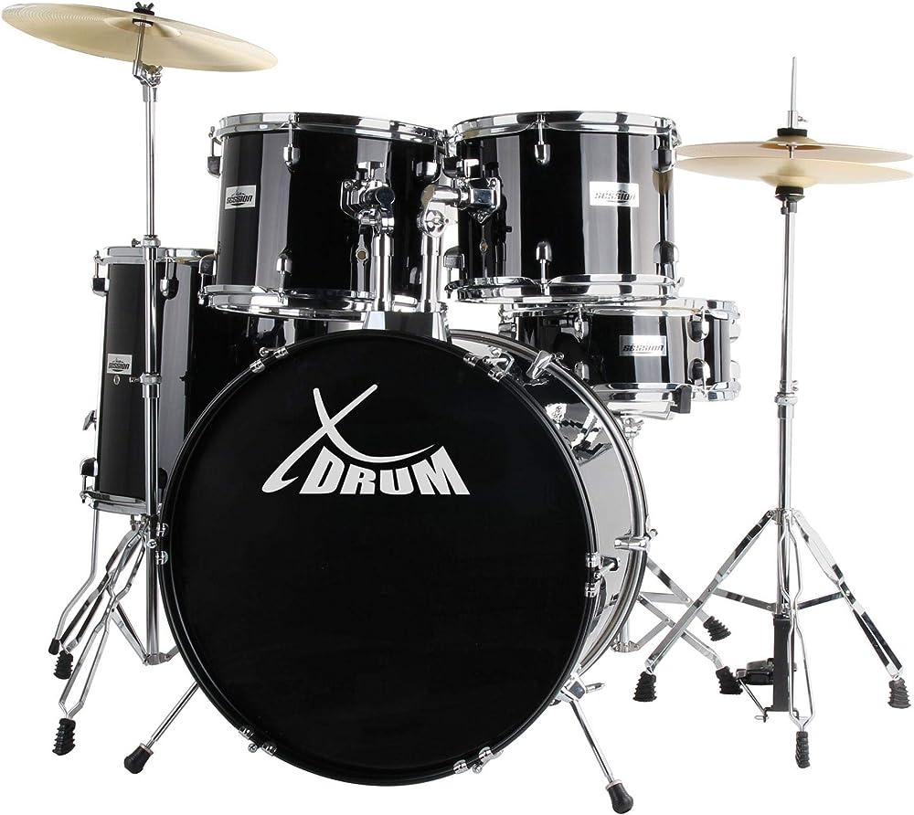 Xdrum semi studio batteria completa 00010731
