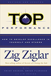 Top Performance: How to Develop Excellence in Yourself & Others Paperback by Zig Ziglar