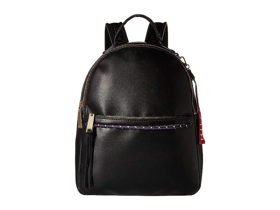 Tommy Hilfiger Devon Backpack (Black) Backpack Bags
